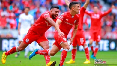 Photo of Toluca y Cruz Azul igualaron a tres