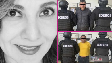 Photo of Detienen en CDMX a dos presuntos implicados en feminicidio de Abril Pérez Sagaón