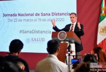 Photo of Lanza Salud Jornada Nacional de Sana Distancia del 23 de marzo al 19 de abril