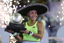 Photo of Heather Watson gana el Abierto de Acapulco