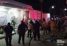 Photo of 1 migrante muerto 15 heridos en la estación migratoria de Tenosique Tabasco