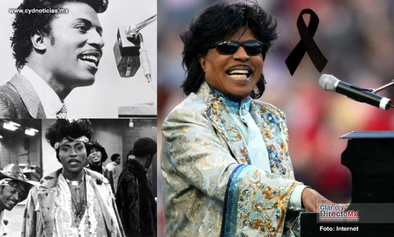 Murió Little Richard, tenía 87 años, era una leyenda del Rock and Roll