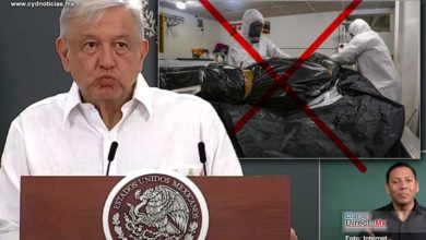 Photo of Niega AMLO que México tenga alta tasa de mortalidad, acusa a Reforma de distorsionar datos