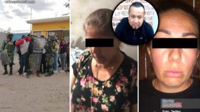 "Photo of Confirma Sedena detención de la mamá del ""marro"""