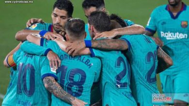 Photo of El Barcelona goleó al Villarreal; Real Madrid sigue líder