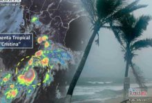 "Photo of Tormenta Tropical ""Cristina"" ocasiona lluvias en el occidente y sur del país"