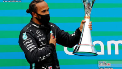 Photo of Lewis Hamilton ganó el GP de Hungría