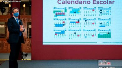 Photo of Listo el calendario escolar del ciclo 2020-2021, hoy inician inscripciones