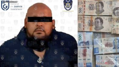 Photo of Detienen a extorsionador, se hacía pasar por alto funcionario de Inteligencia Financiera