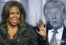 Photo of Michelle Obama tunde a Trump; el responde que es presidente gracias a su esposo