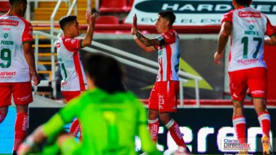 Photo of Necaxa derrotó 2-1 a Santos
