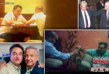 Photo of Exhiben videos de Pío Lopez Obrador recibiendo dinero, presuntamente para campañas electorales