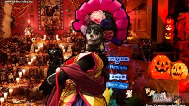 Photo of ¿Día de Muertos o Halloween? la fusión de tradiciones y costumbres