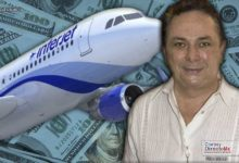 Photo of El polémico ex banquero tabasqueños Carlos Cabal, sale al rescate de Interjet