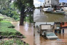 Photo of Chiapas sigue inundado, con deslaves, afectaciones en casas, caminos y sitios turísticos