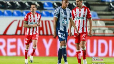 Photo of Necaxa ganó en Pachuca