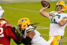 Photo of Aaron Rodgers y los Packers se impusieron a San Francisco