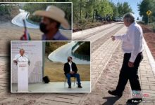 Photo of Supervisa AMLO construcción de caminos rurales en Oaxaca