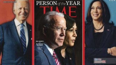 Photo of Revista Time nombra a Joe Biden y Kamala Harris como personas del año 2020