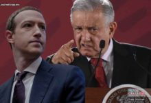 Photo of Arremete el presidente AMLO vs CEO de Facebook, es prepotente y arrogante dice