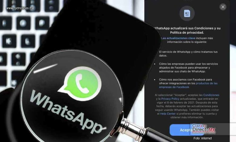 Photo of WhatsApp intenta convencer que  sus nuevas políticas no son invasivas