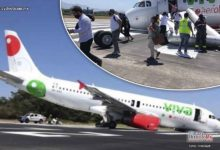 Photo of Accidente sin consecuencias de un A320 de Viva Aerobus