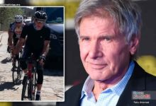 Photo of Harrison Ford atraviesa en bicicleta Baja California Sur