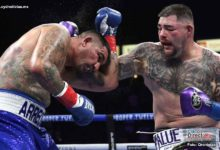 Photo of Andy Ruiz venció a Chris Arreola